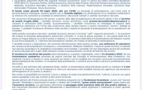 Premio di Laurea 2020   Fondazione Manlio Resta